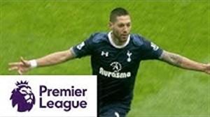 5 گل برتر کلینت دمپسی در لیگ برتر جزیره