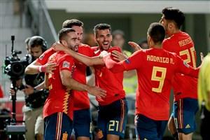 اسپانیا 6-0 کرواسی: سلاخی شاگردان دالیچ در الچه