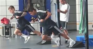 نگاهی به تمرین اختصاصی واران، بیل و تونی کروس