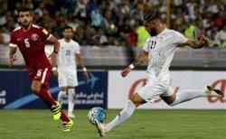سوپرگل دژاگه با پیراهن تیم ملی به قطر