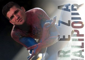 نگاه ها خیره به مرد عنکبوتی؛ فقط مانده طلای المپیک