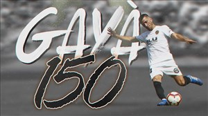 بمناسبت 150 بازی خوزه لوییس گایا برای والنسیا