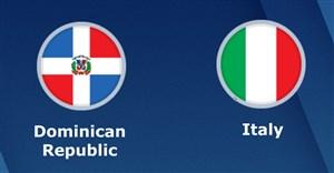 خلاصه والیبال جمهوریدومینیکن 0 - ایتالیا 3 (قهرمانیجهان)