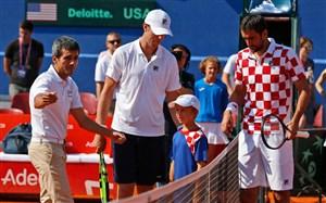 قهرمانی کرواسی در رقابت های دیویس کاپ 2018