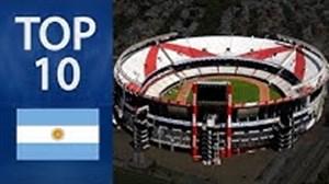 10 استادیوم بزرگ کشور آرژانتین
