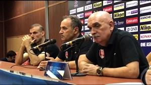 صحبتهای زلاتکو ایوانکوویچ و سیدجلالحسینی بعد از برد مقابل الدحیل