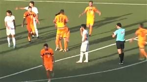 مروری بر بازی های مرحله اول جام حذفی - قسمت دوم