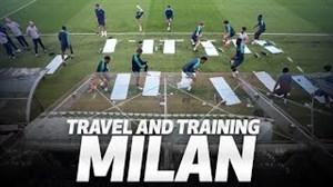 صفر تا صد سفر تاتنهام به میلان برای تقابل با اینتر