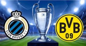 خلاصه بازی کلوب بروژ 0 - دورتموند 1 (لیگ قهرمانان اروپا)