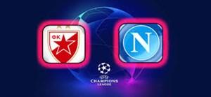 خلاصه بازی ستاره سرخ بلگراد 0 - ناپولی 0 (لیگ قهرمانان اروپا)