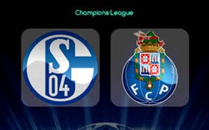 خلاصه بازی شالکه 1 - پورتو 1 (لیگ قهرمانان اروپا)