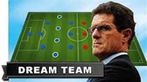 تیم منتخب و رویایی فابیو کاپلو