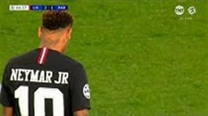 بررسی عملکرد نیمار در مقابل لیورپول در بازی دیشب