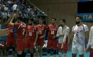 حریفان ایران در دور دوم والیبال قهرمانی جهان 2018