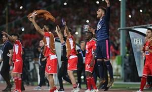 تیم های حاضر در نیمه نهایی لیگ قهرمانان آسیا