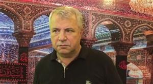 آخرین وضعیت حال علی پروین از زبان پسرش