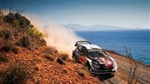مسیر جذاب مسابقات رالی WRC در کشور ترکیه