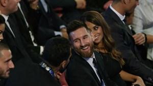 لیونل مسی در مراسم بهترین های فیفا شرکت میکند
