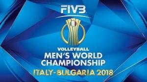 آغاز دور دوم والیبال قهرمانی جهان 2018
