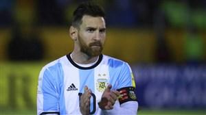 اسکالونی تایید کرد: ادامه غیبت مسی در تیم ملی آرژانتین