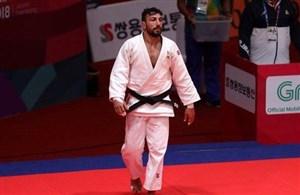 جودوی قهرمانی آسیا؛ بریمانلو به مدال برنز نرسید