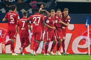 ترکیب بایرن مونیخ و آگزبورگ اعلام شد