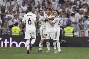 رئال مادرید 1-0 اسپانیول: سه امتیاز با آسنسیو