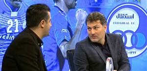 انتقاد طباطبایی از  مدیران غیر فوتبالی استقلال