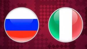 خلاصه والیبال روسیه 3 - ایتالیا 2 (قهرمانیجهان)