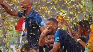 لحظات ماندگار جام جهانی 2018 روسیه