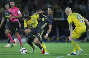فروزینونه 0-2 یوونتوس: بازگشت رونالدو با گل