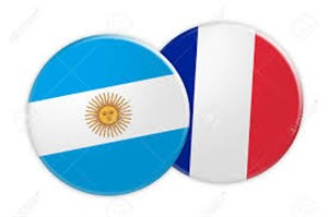 بهترین امتیاز های والیبال فرانسه - آرژانتین