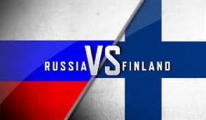 بهترین امتیازهای والیبال روسیه - فنلاند