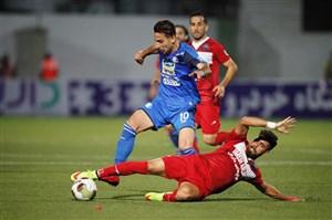 تیم منتخب هفته هفتم لیگ برتر
