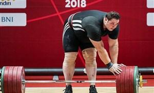 عدم حضور سعیدعلیحسینی در مسابقات جهانی وزنهبرداری