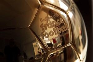 توپ طلای جدید به انتخاب برندگان توپ طلا
