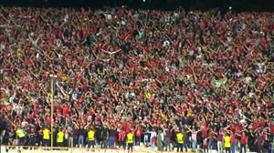 تمجید AFC از جو ورزشگاهآزادی و هوادارانپرسپولیس