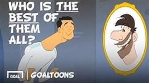 شوخی سایت گل با انتخاب برترین بازیکن سال فیفا