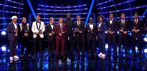 تیم منتخب سال 2018 به انتخاب فیفا