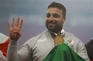 احسان حدادی: از قهرمانان المپیک بیشتر حمایت کنید