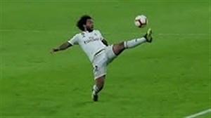 بهترین مهارت های کنترل توپ در دنیای فوتبال