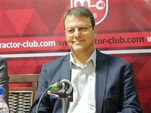 اسدی: هواداران تراکتورسازی مربی پر شور میخواهند