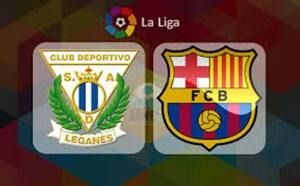 خلاصه بازی لگانس 2 - بارسلونا 1