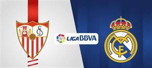 خلاصه بازی سویا 3 - رئال مادرید 0