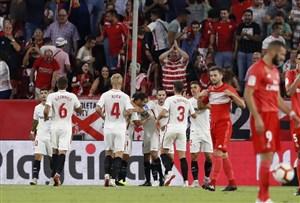 سویا 3-0 رئال مادرید: نه کهکشانی ها به صدرنشینی