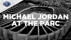 به مناسبت حضور مایکل جردن در پارک دو پرنس
