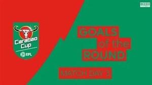 خلاصهبازیهای دور سومجاماتحادیه انگلیس 19-2018