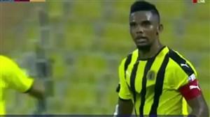 گلزنی اتوئو در لیگ ستارگان قطر