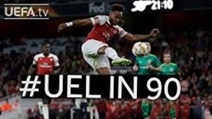 مرور بازیهای هفته اول یورولیگ در 90 ثانیه