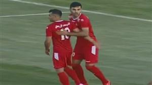 لیگ یک/ پیروزی اکسین با دبل اف 14